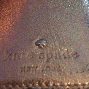 Kate Spade Gold ID/Badge Holder